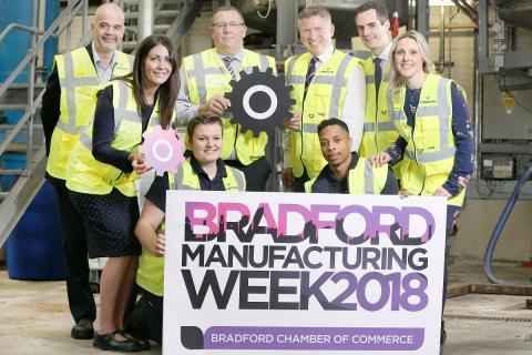 Bradford Manufacturing Week 2018 1