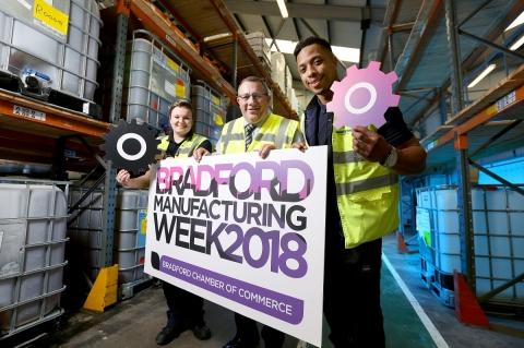 Bradford Manufacturing Week 2018 21