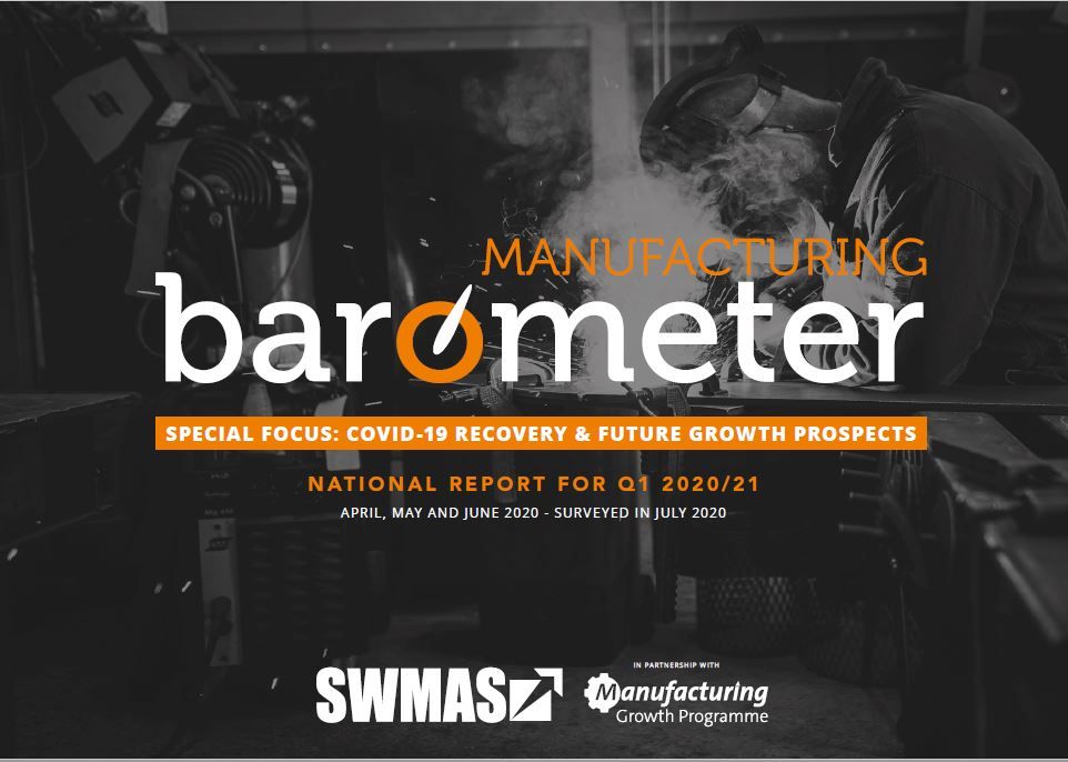 Manufacturing Barometer survey results for Q1 analysed