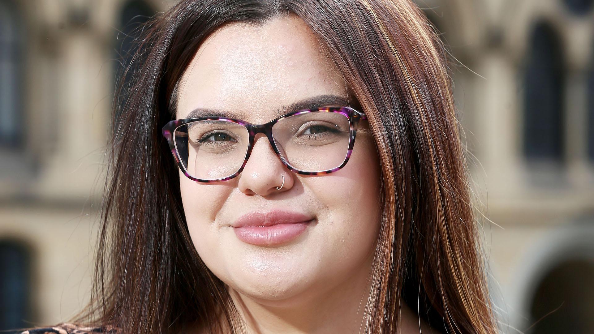 Case study – Claudia Scott: The Bradford Manufacturing Weeks administrator apprentice