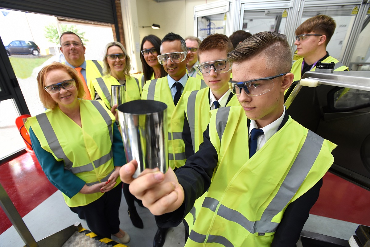 Would you like to be a part of Bradford Manufacturing Week 2019?