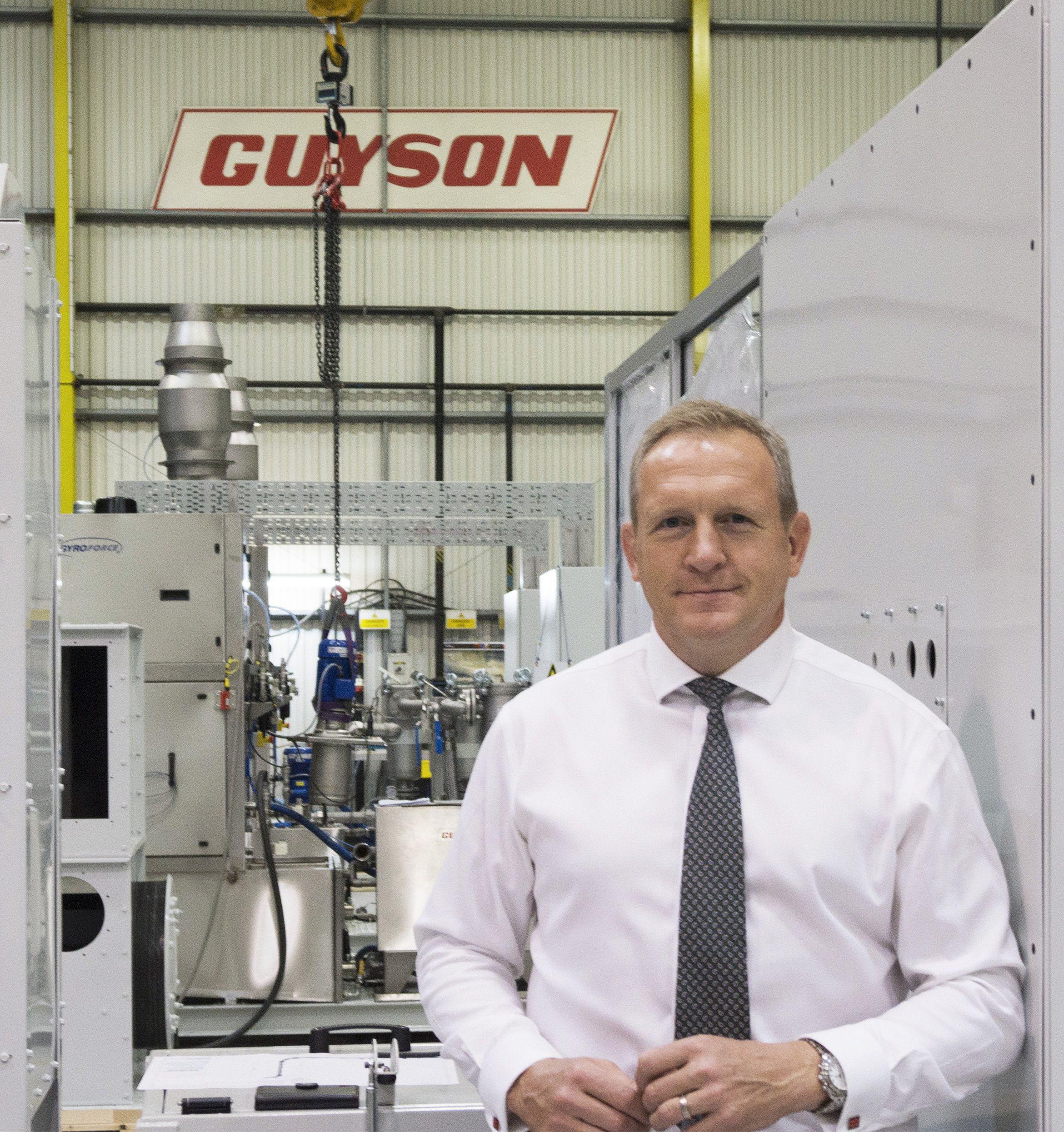 Case Study - Guyson International