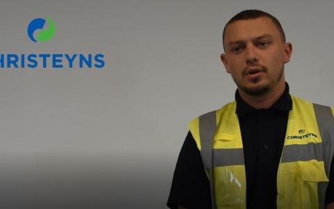 Christeyns - Apprentice Interview