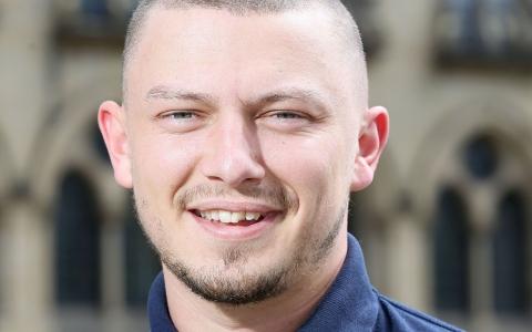 Case Study - Liam Humphreys: Manufacturing engineering apprentice