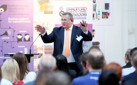Final call for manufacturers to take part in 'inspiring' initiative