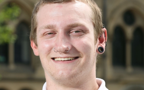 Case Study - Oliver Choppen: Science manufacturing and technician apprentice, Solenis