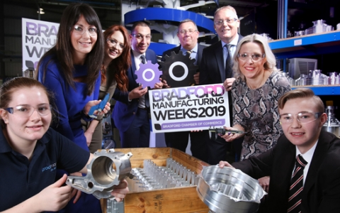 Extended initiative aims to create 6,000 student manufacturing experiences in Bradford